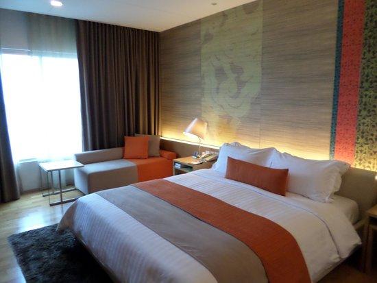 Pathumwan Princess Hotel : Room