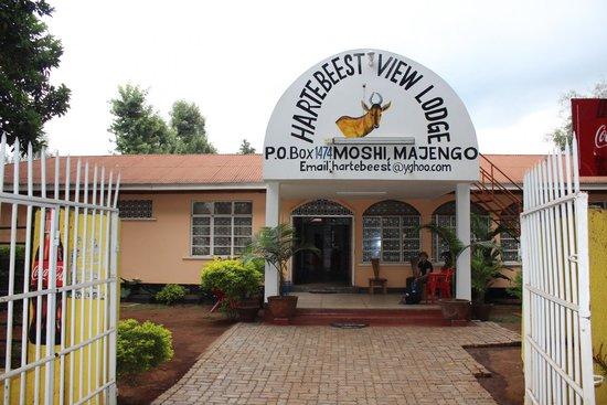 Hartebeest View Lodge: Inkom
