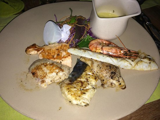 Six Senses Con Dao: Abendessen
