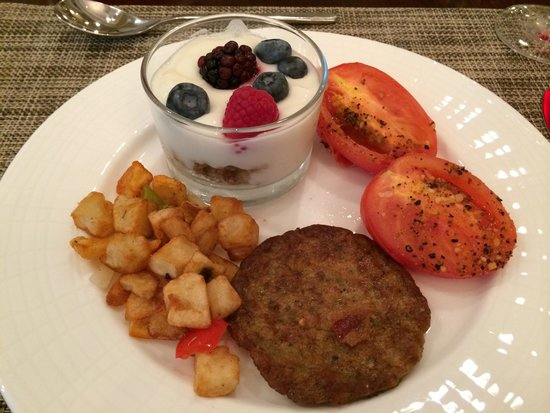 Royal Sonesta Houston Galleria : Breakfastt