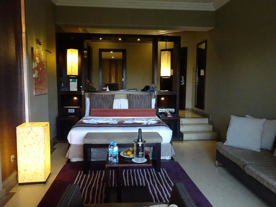 InterContinental Mauritius Resort Balaclava Fort : bedroom