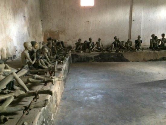 Six Senses Con Dao: Gefängnis Ausflug