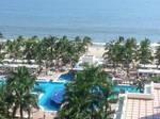 Hotel Riu Palace Pacifico: room view