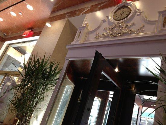 The Kimberly Hotel: Detalhes de bom gosto