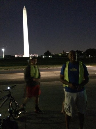 Bike and Roll DC: Our fearless leader