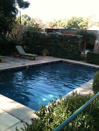 The Peech Hotel : Pool area