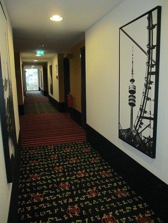 Holiday Inn Munich - Westpark: corridor