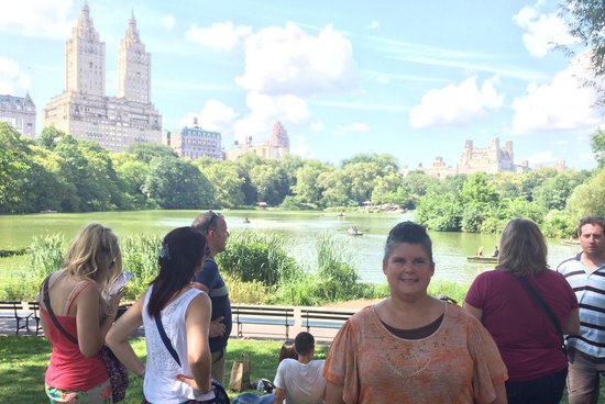 Real New York Tours: The Lake - Central Park