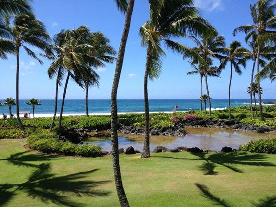 Grand Hyatt Kauai Resort & Spa: Beautiful room view
