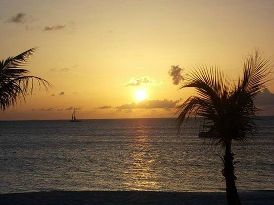 Club Med Turkoise, Turks & Caicos : sunset