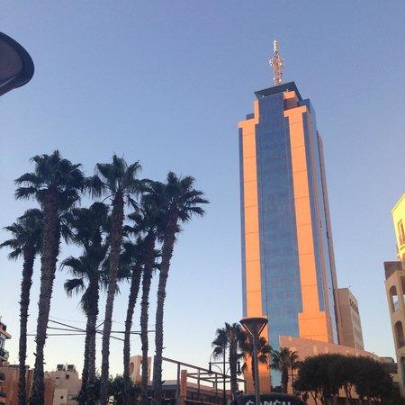 db San Antonio Hotel + Spa: Portomaso Tower (Club Twenty Two)