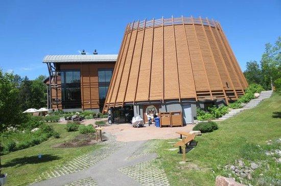Hôtel-Musée Premières Nations: Hôtel des Premières Nations