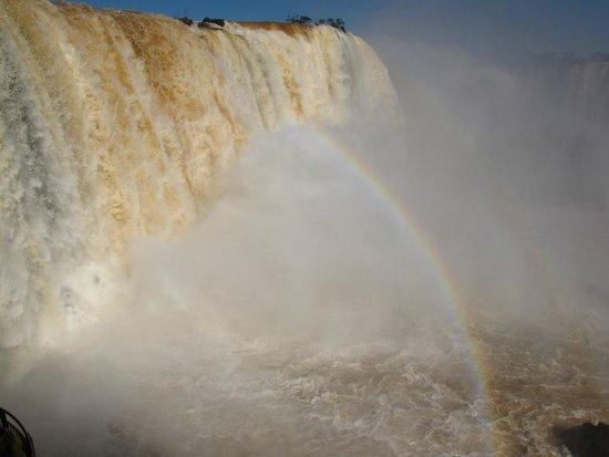 Cataratas del Iguazú: Foz do Iguacu