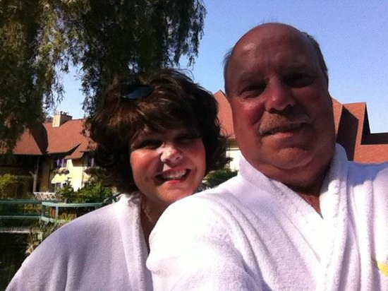 Mirbeau Inn & Spa Skaneateles: All Spa'd out