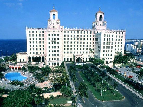 Hotel Nacional de Cuba: Frente del hotel
