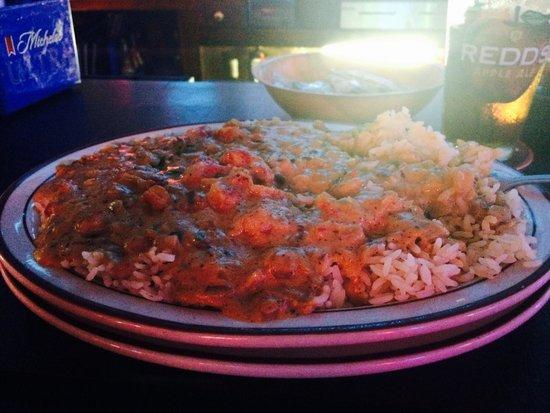 Broussard's Cajun Cuisine: Crawfish Ettoufee !! Was very delicious!!