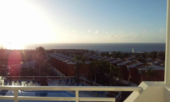 Globales Costa Tropical : Woke up to this view