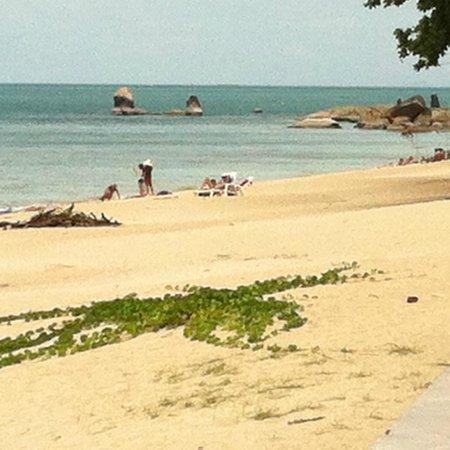 Lamai Chalet : Strand