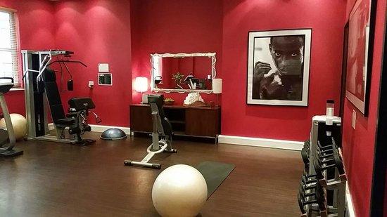 The Trafalgar Hotel: Gym