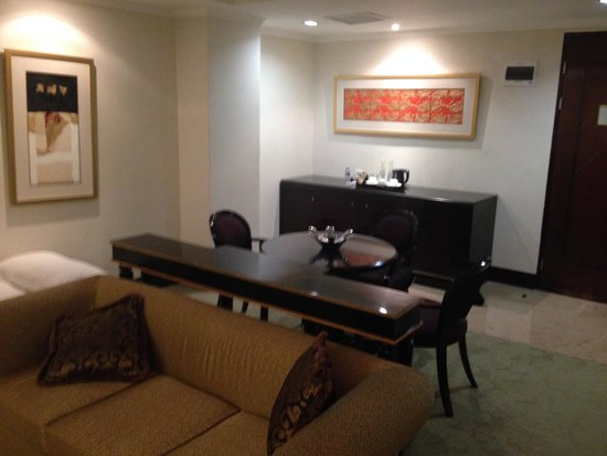The Papandayan : Kamar suite