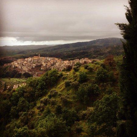 Badolato, Italie : Panorama