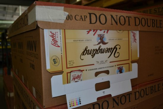 D.G. Yuengling and Son Brewery: Packaging