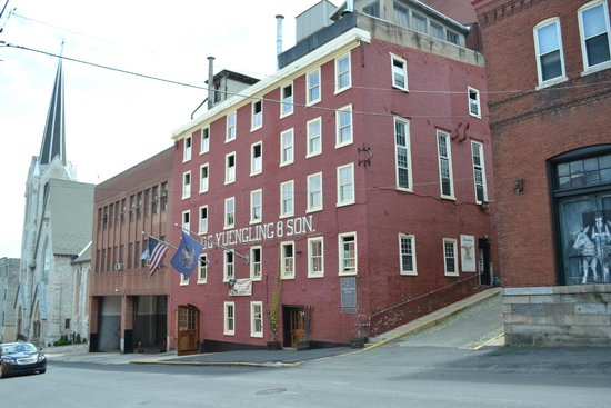 D.G. Yuengling and Son Brewery: Brewery