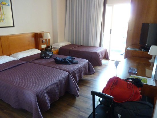 Hotel RH Victoria: camera tripla standard