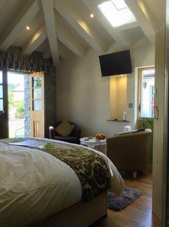 Bradleigh Lodge: Deluxe double