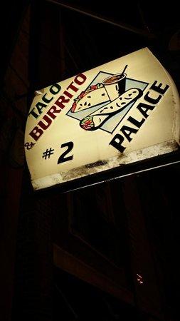 Taco & Burrito Palace