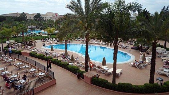 ClubHotel Riu Guarana : our pool view