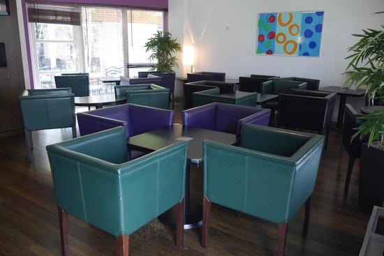 Crowne Plaza Hotel Marlow: Club lounge