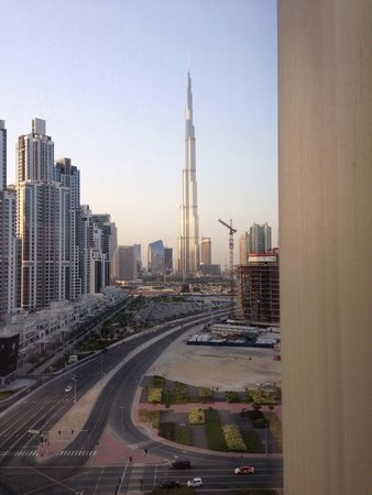 The Oberoi, Dubai: The Oberoi Dubai - a room with a nice view