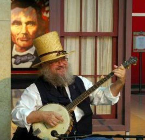 Abraham Lincoln Presidential Library and Museum: Live Music!