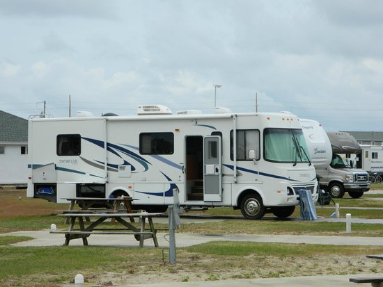 Camp Hatteras RV Resort and Campground: Our retirement home