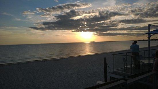 Sea Crest Beach Hotel: View From Reds Restaurant