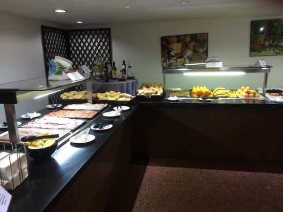 Catalonia Punta del Rey: Buffet!