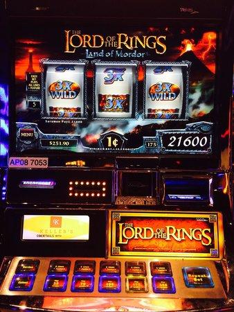 Land of mordor slot machine schecter blackjack c7 gb