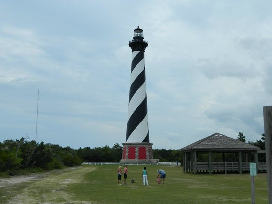 Camp Hatteras RV Resort and Campground: Just a 30 min  drive away.