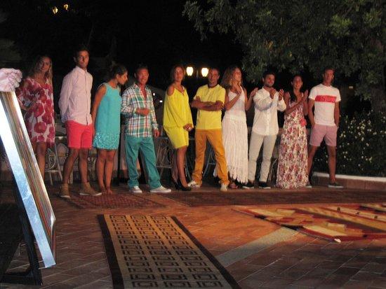 iGV Club SantaClara: Sfilata di moda