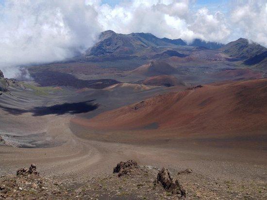 Haleakala Crater: Haleakala NP