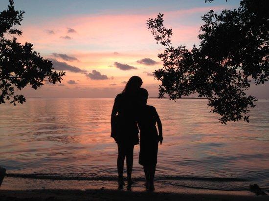 Hilton Key Largo Resort: Gorgeous sunsets