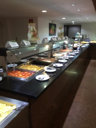 Catalonia Punta del Rey: Buffet