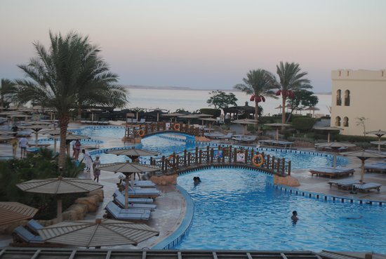 Sea Club Resort - Sharm el Sheikh: красотааа