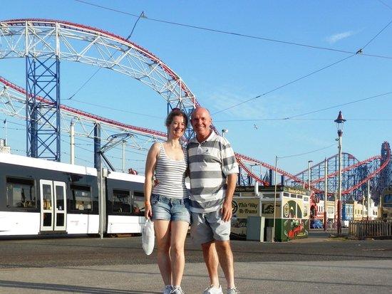 Blackpool Pleasure Beach: The Big One