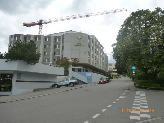 Hotel Welcome Inn : Welcome Inn in Kloten, Switzerland
