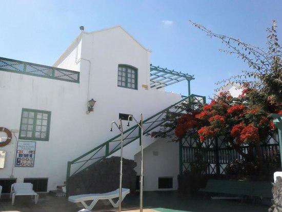 Celeste Apartments: 2nd Floor Apt