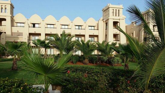 Hotel Riu Touareg : Hotel