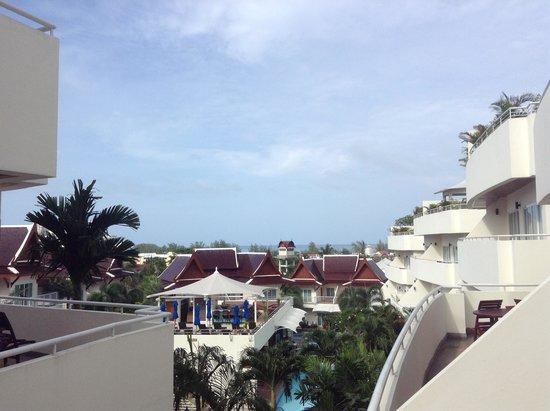 Phunawa Resort: Vue de la chambre
