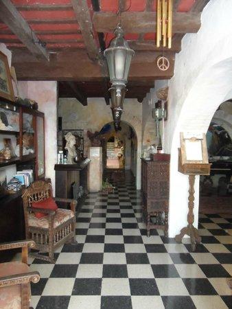 The Gallery Inn: Reception